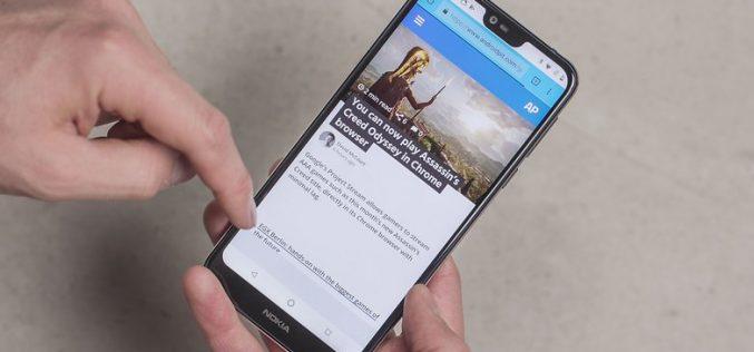 Nokia 7.1, un nuovo smartphone di fascia media, arriva in Italia
