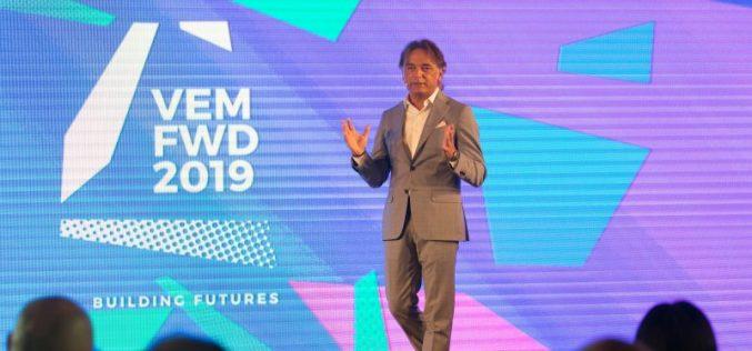 #VEMFWD2019 Building Futures, VEM sistemi progetta il futuro