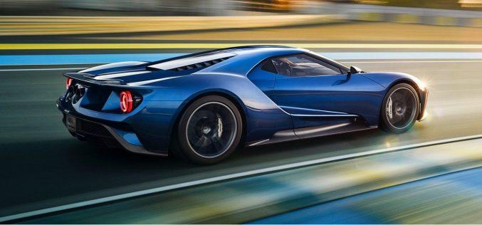 Ford estende la produzione della Ford GT per ulteriori 2 anni