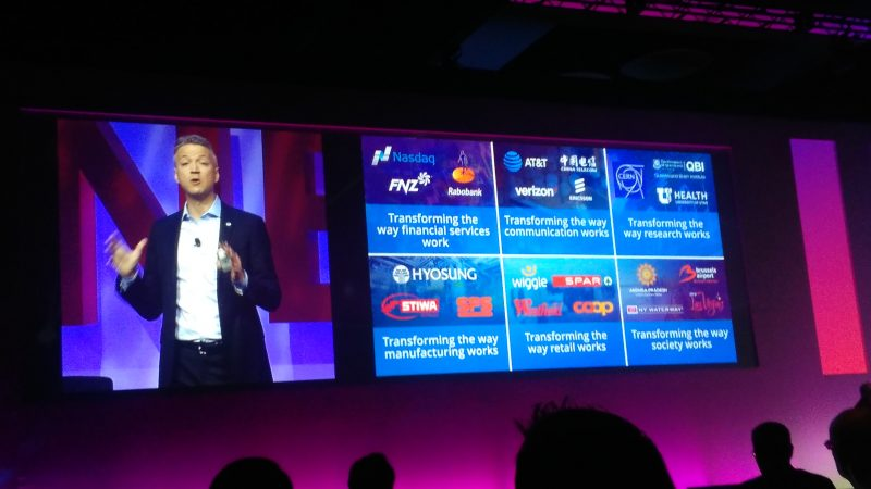 Hitachi Next 2018: Hitachi Vantara svela il potere nascosto dei dati