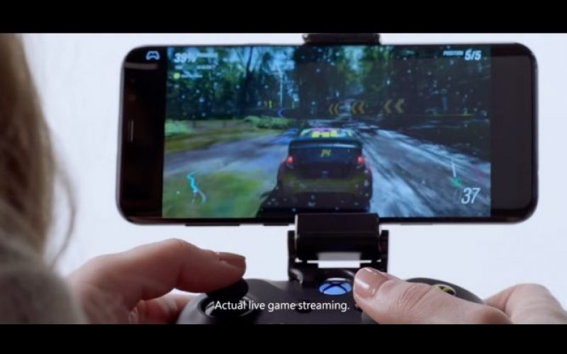 Project xCloud, lo streaming di videogiochi di Microsoft