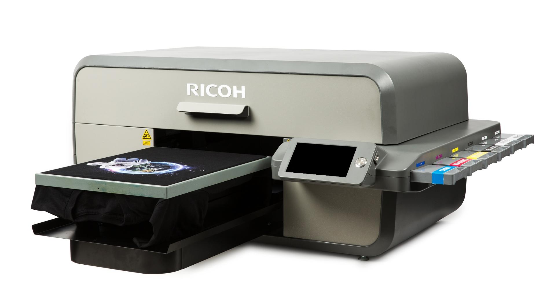 A Viscom 2018 Ricoh costruisce il futuro della stampa