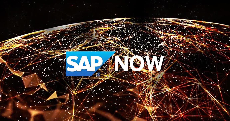 E' tempo di SAP NOW