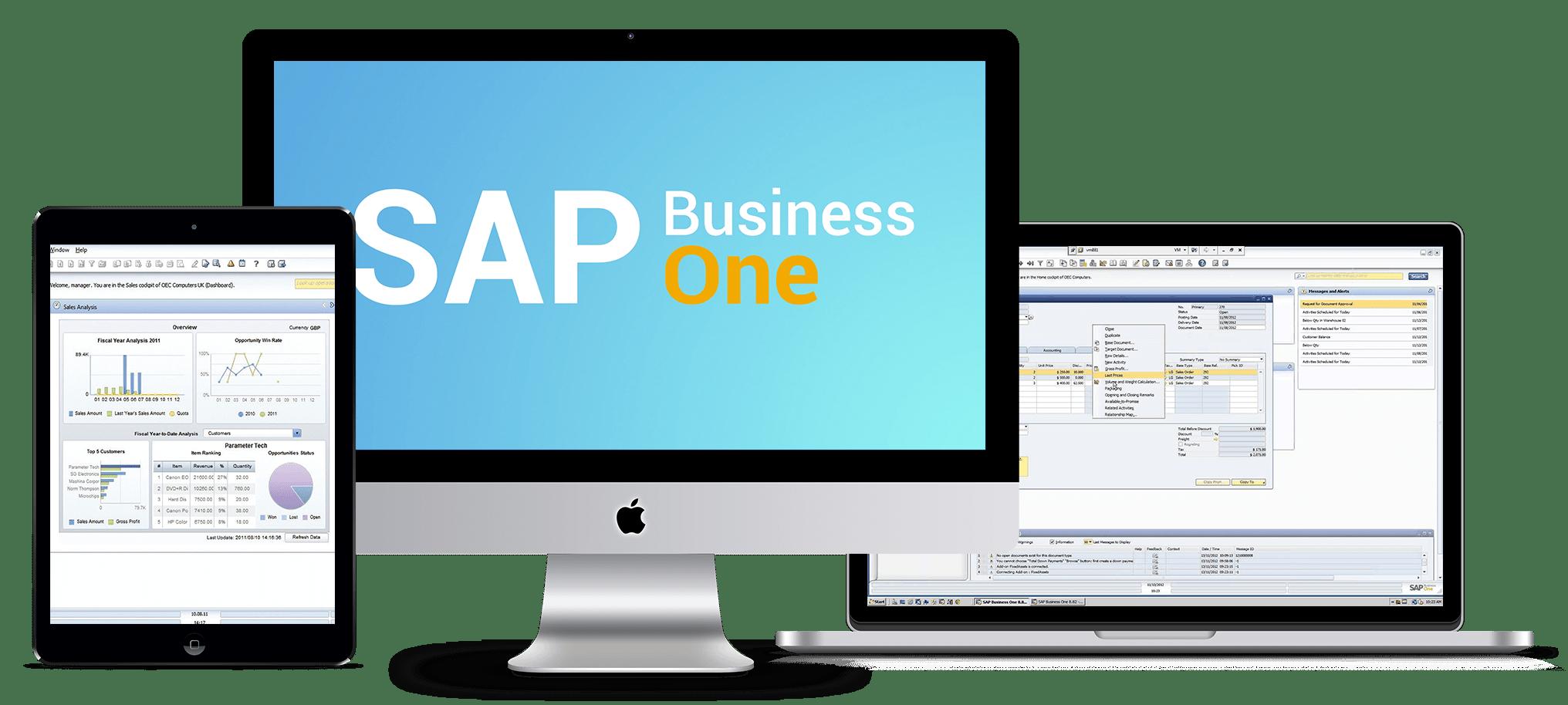 SAP Business One partner ideale per il settore dei servizi