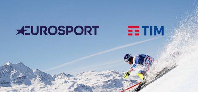 TIMVISION con Eurosport Player per il grande sport