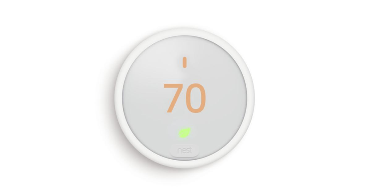 Nest annuncia il Thermostat E