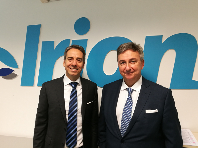 La Irion Way, i principi del nuovo data management