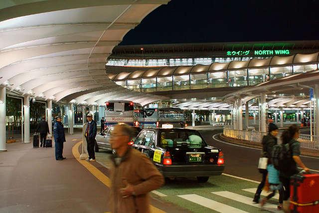La localizzazione all'aeroporto di Narita è italiana grazie a NTT DATA e GiPSTech