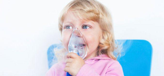 Aerosol per i bambini? Spesso inutile se non addirittura dannoso