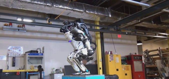 Adesso il nuovo robot Atlas fa paura