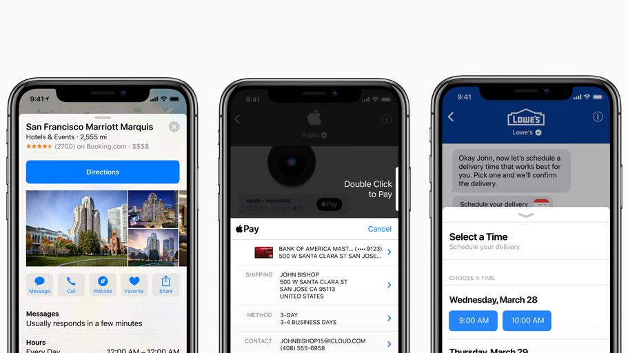 Cosa sono le Business Chat di Apple