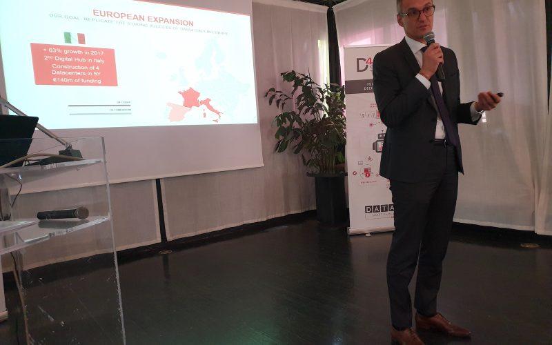 Data4 lancia lo Smart Datacenter