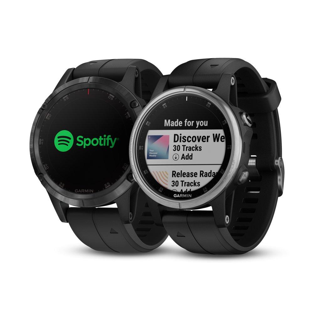 38e878bc2cacf3 Garmin porta il supporto a Spotify sui suoi smartwatch per il ...