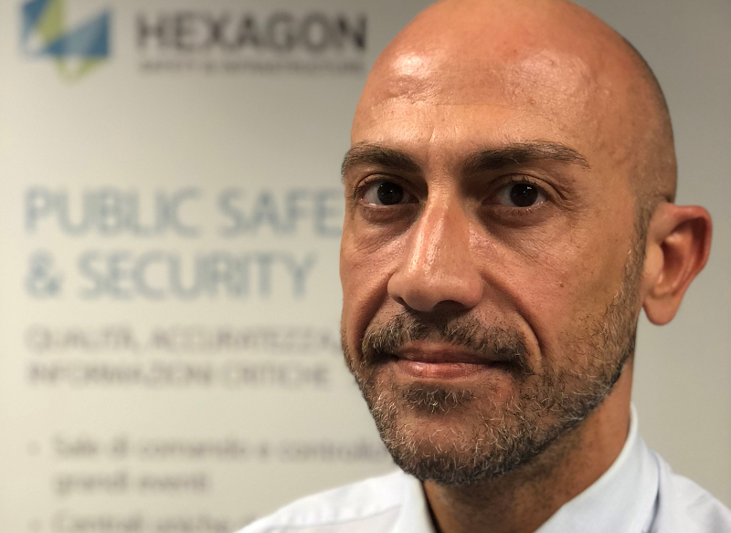 Glauco Galati nuovo ingresso in Hexagon Safety & Infrastructure