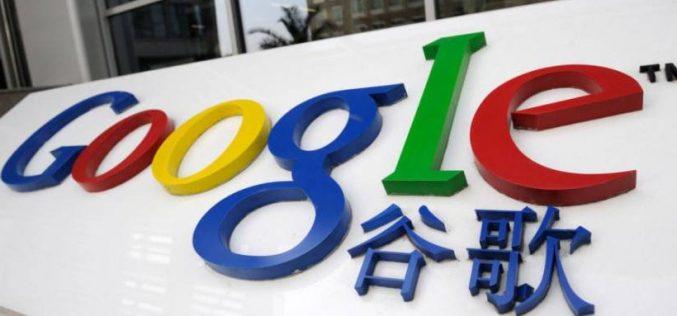 Google spiega il motore di ricerca in Cina