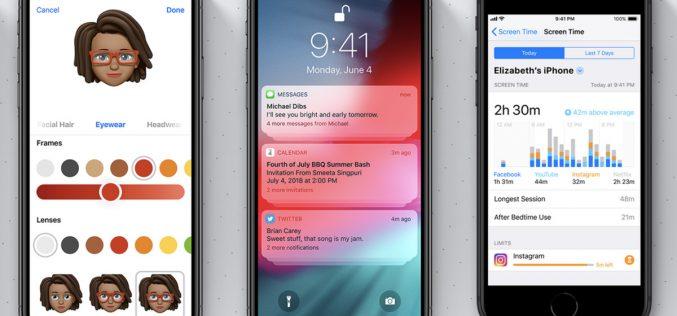 Siri può essere utilizzata per entrare in iOS 12