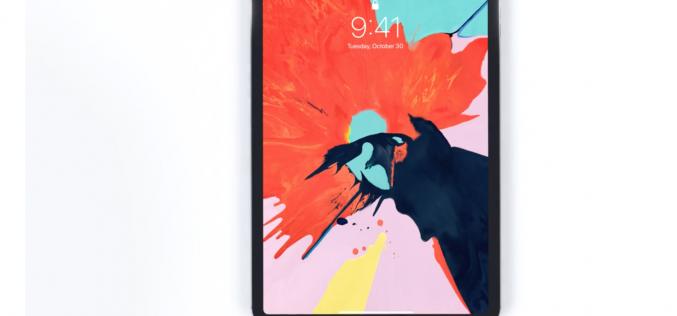 Questo è l'iPad Pro 2018