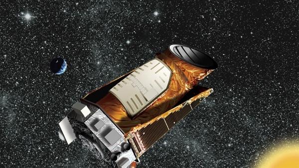 La NASA spegn Kepler