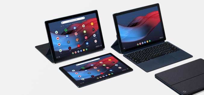Come è fatto Pixel Slate, primo tablet con Chrome OS