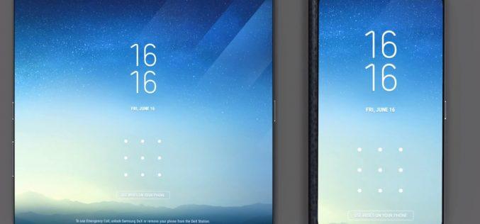 Galaxy X, lo smartphone pieghevole di Samsung, si potrà usare come un tablet