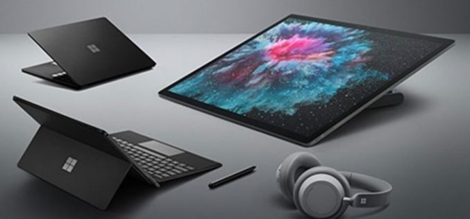 Microsoft entra nella top five dei venditori di PC per la prima volta