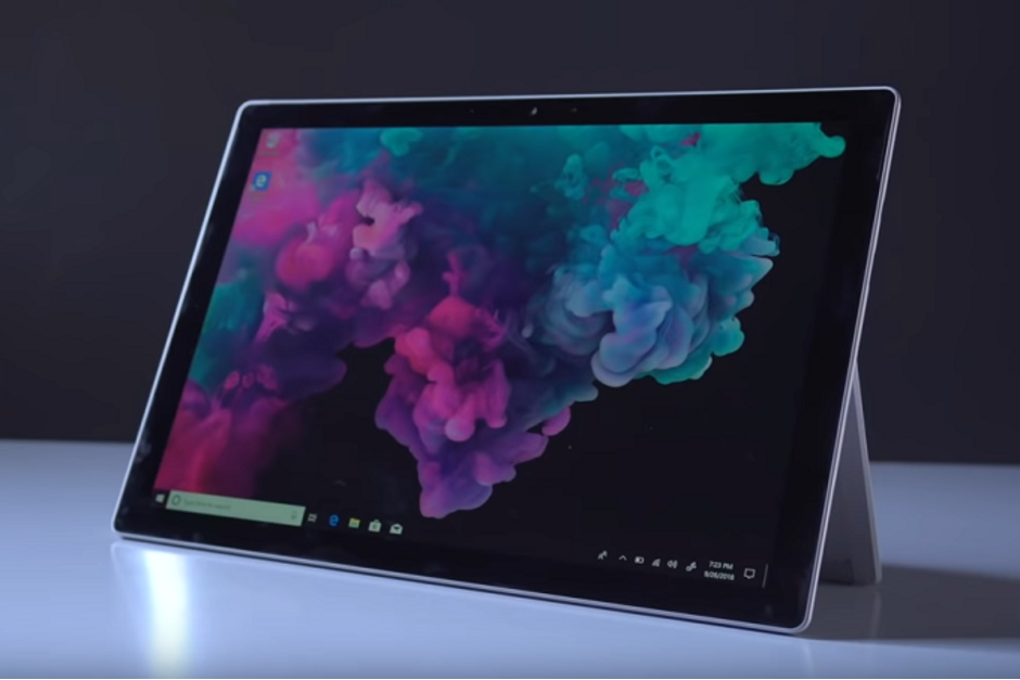 Nuovo surface pro 6