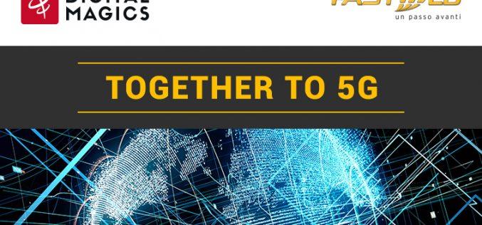 Al via Together to 5G: alla ricerca di startup e PMI innovative