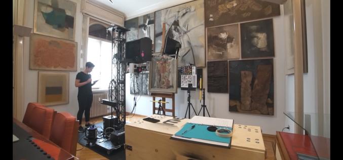 Digitalizzazione dei beni artistici. A imperitura Memooria