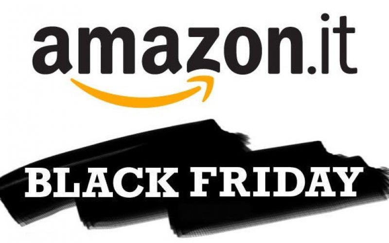 Torna il Black Friday su Amazon.it