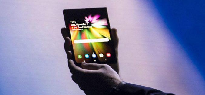 Samsung realizzerà al lancio 1 milione di Infinity Flex Display