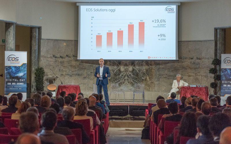 EOS Solutions, il system integrator a vantaggio delle PMI