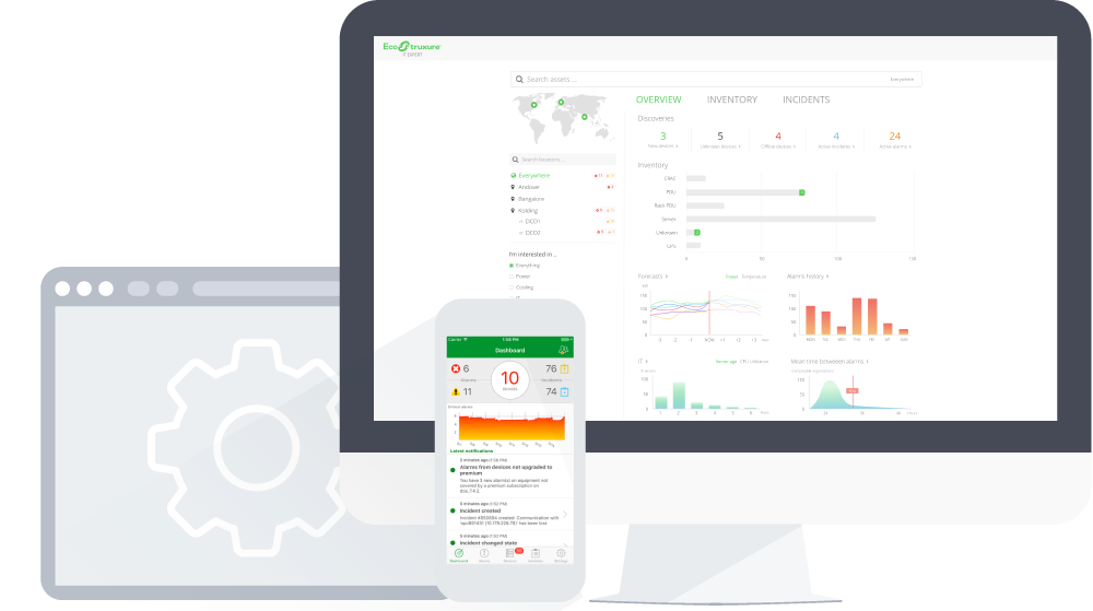 Schneider Electric lancia EcoStruxure IT Expert