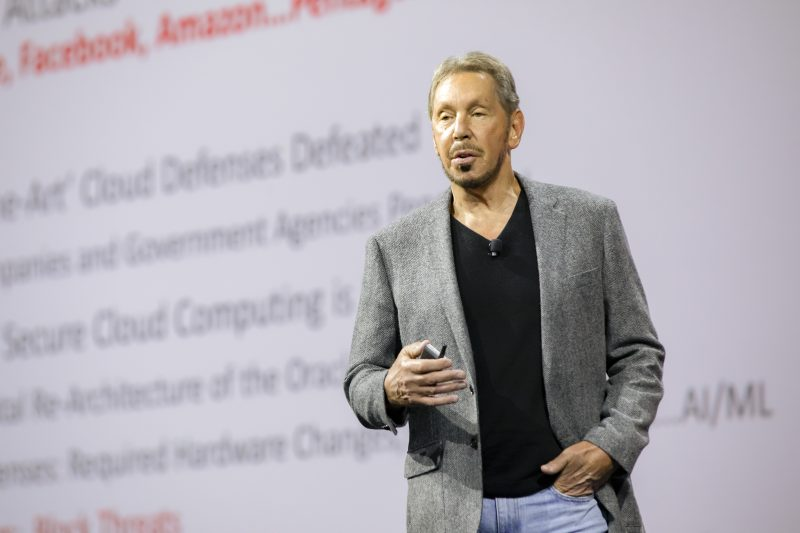 Oracle OpenWorld: per un mondo sempre più cloud