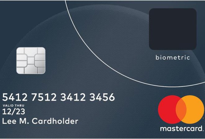Carta contactless biometrica