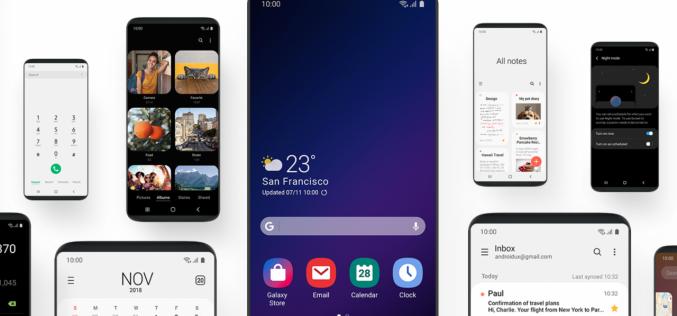 Così cambia la One UI di Samsung