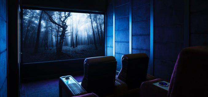 Samsung Luxury Led for Home: una sala cinema pensata per la casa