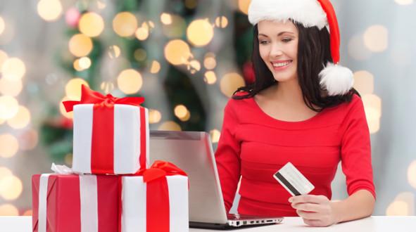 Ecco svelate le abitudini pericolose dello shopping online natalizio