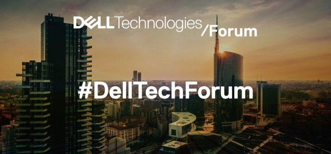 Dell Technologies Forum 2018, tra universi multipli e AI