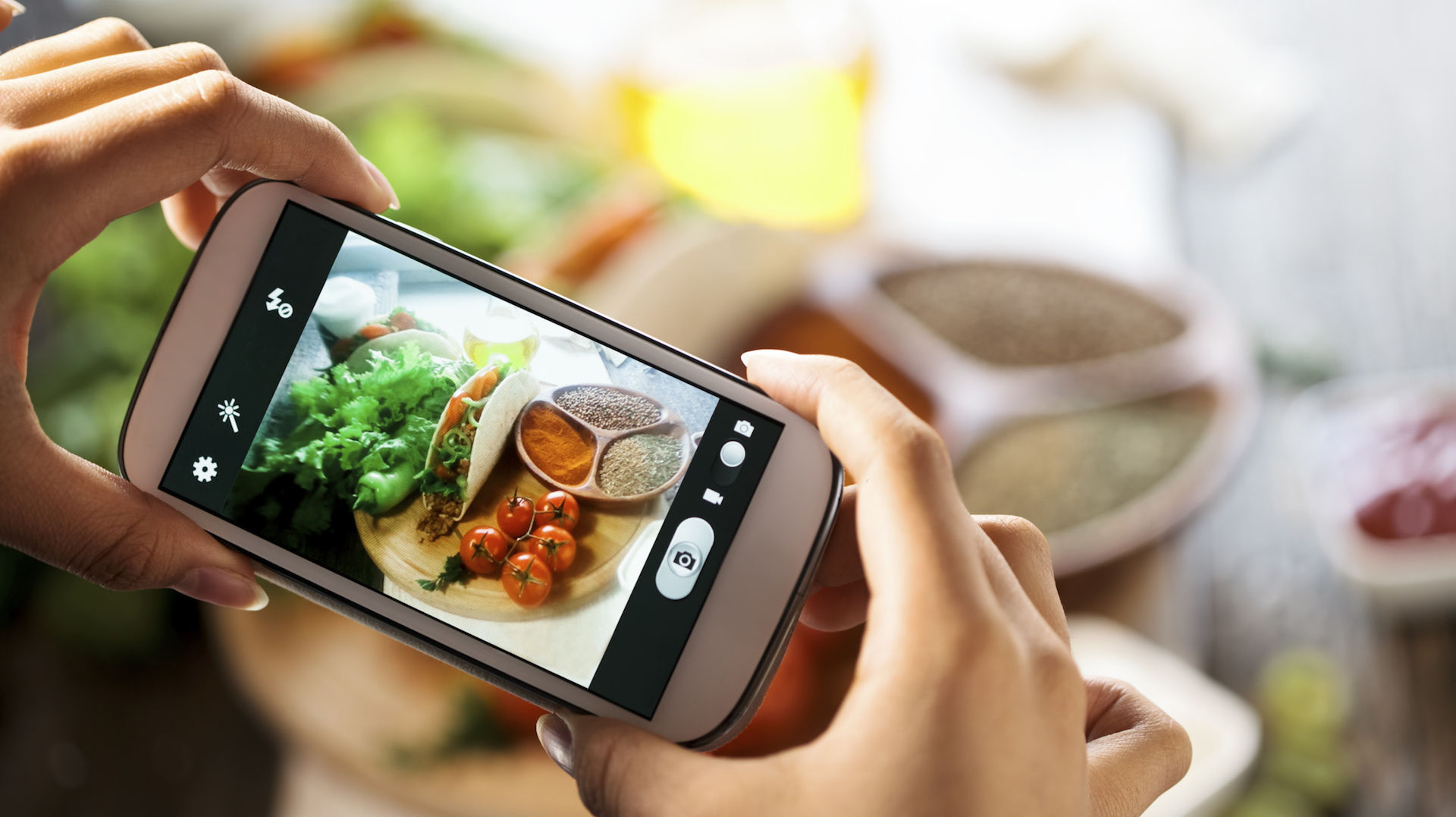 Ecco i food blogger più coinvolgenti sui social media