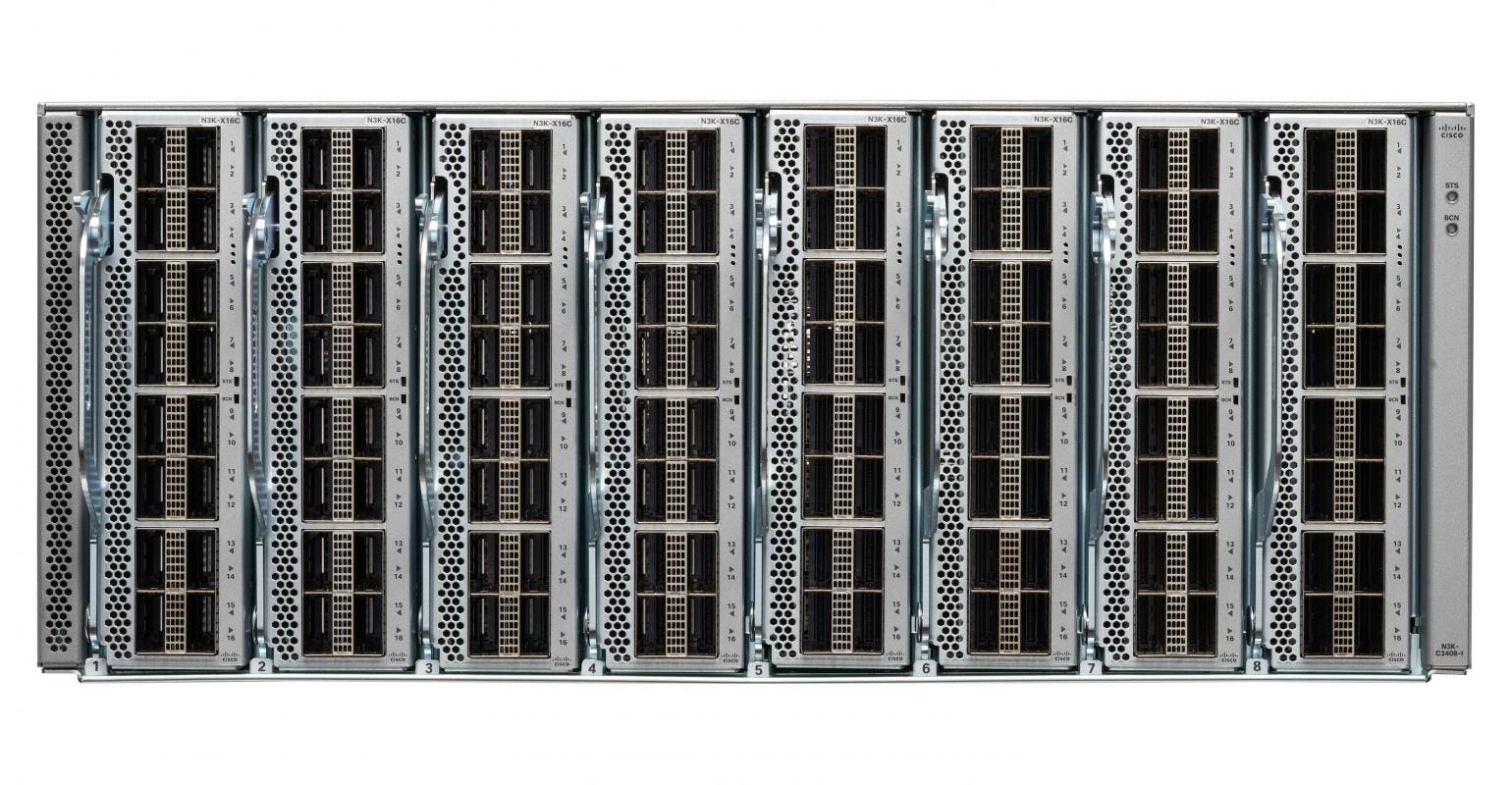 Nuovi Cisco switch 400G