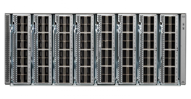 Nuovi Cisco switch 400G