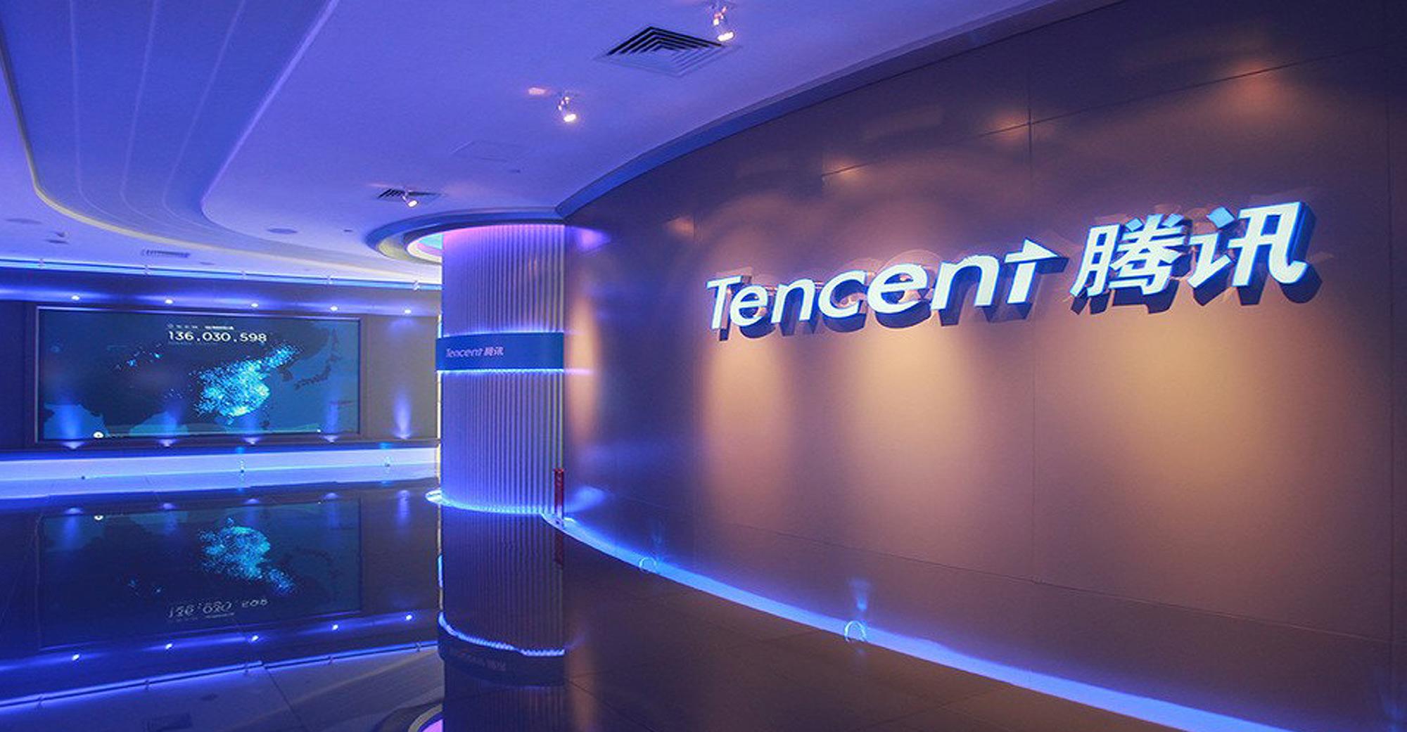Tencent limita il tempo per giocare