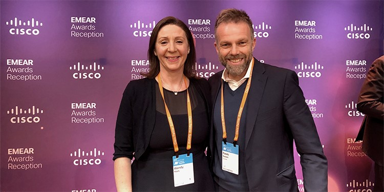 "Zucchetti è Cisco ""ISV Partner of the Year"" per la regione EMEAR"