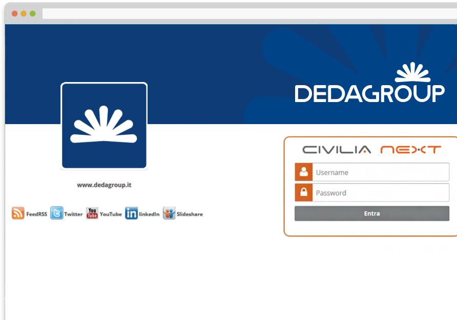 Civilia Next (Dedagroup) ottiene la qualificazione SaaS richiesta da AgID