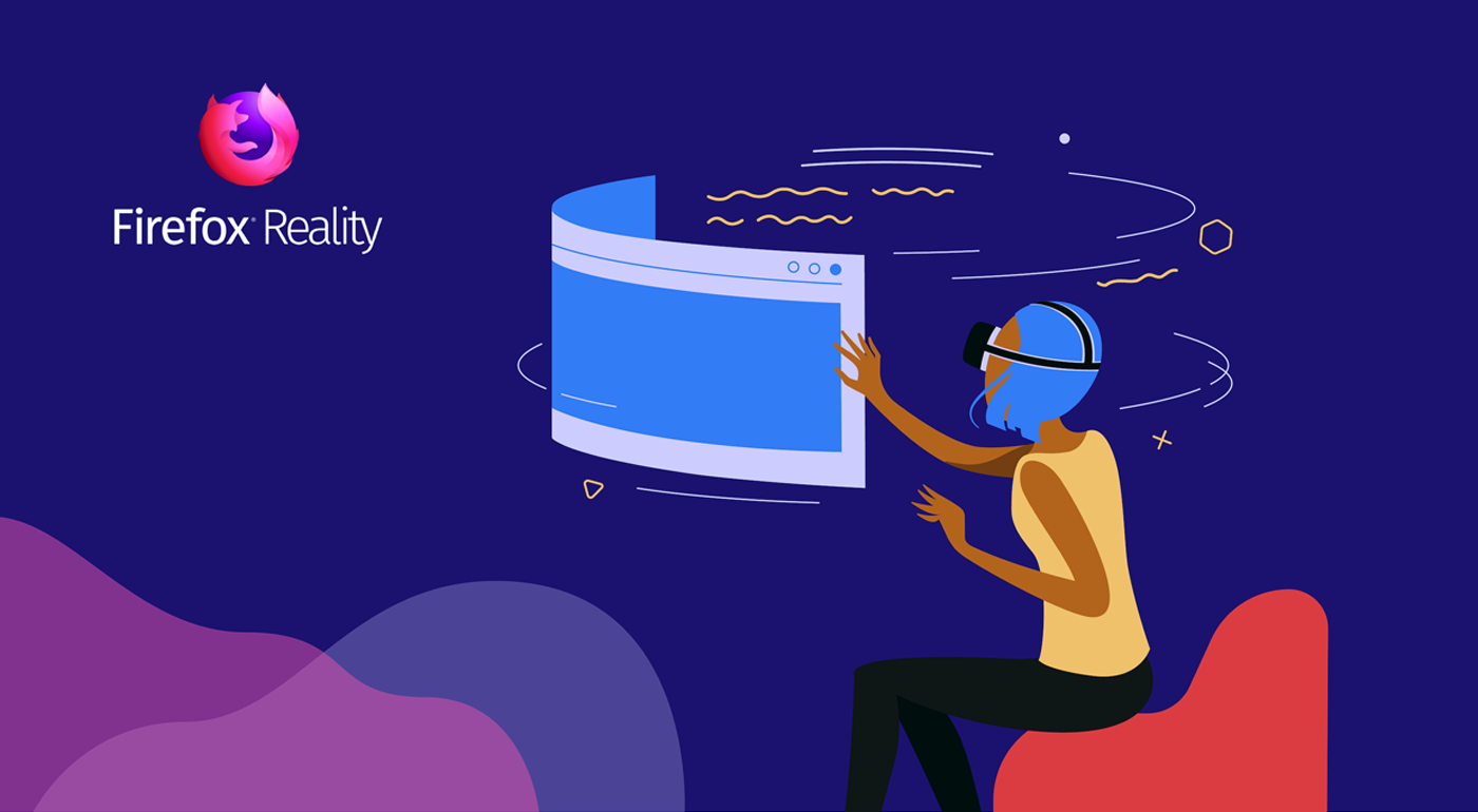 Firefox Reality ora supporta i video a 360 gradi