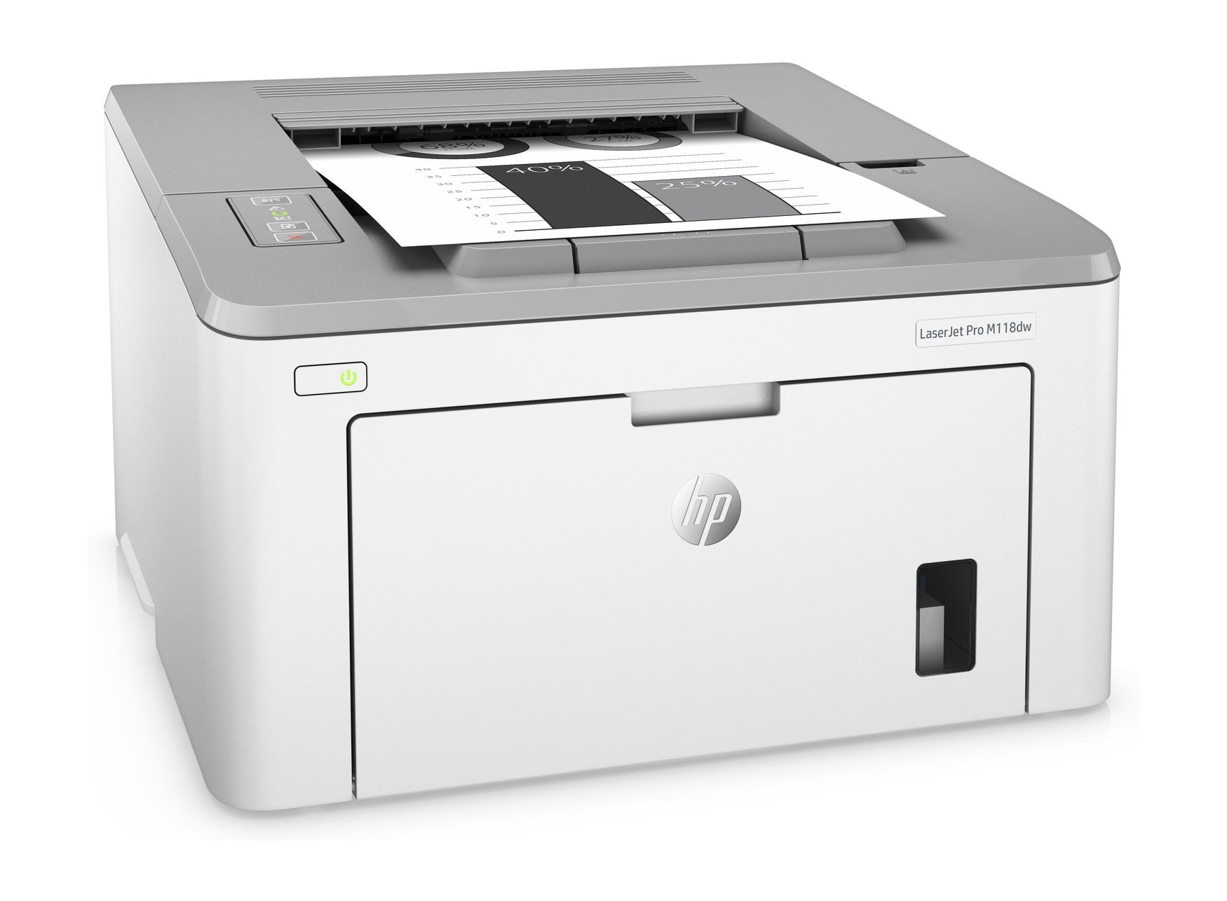 🖨 HP lanza impresora láser súper rendidora a doble cara para la pyme