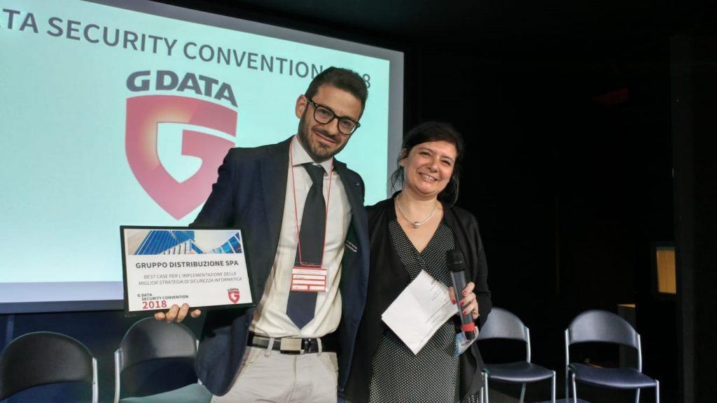 Gruppo Distribuzione sceglie G DATA per la messa in sicurezza dei propri sistemi