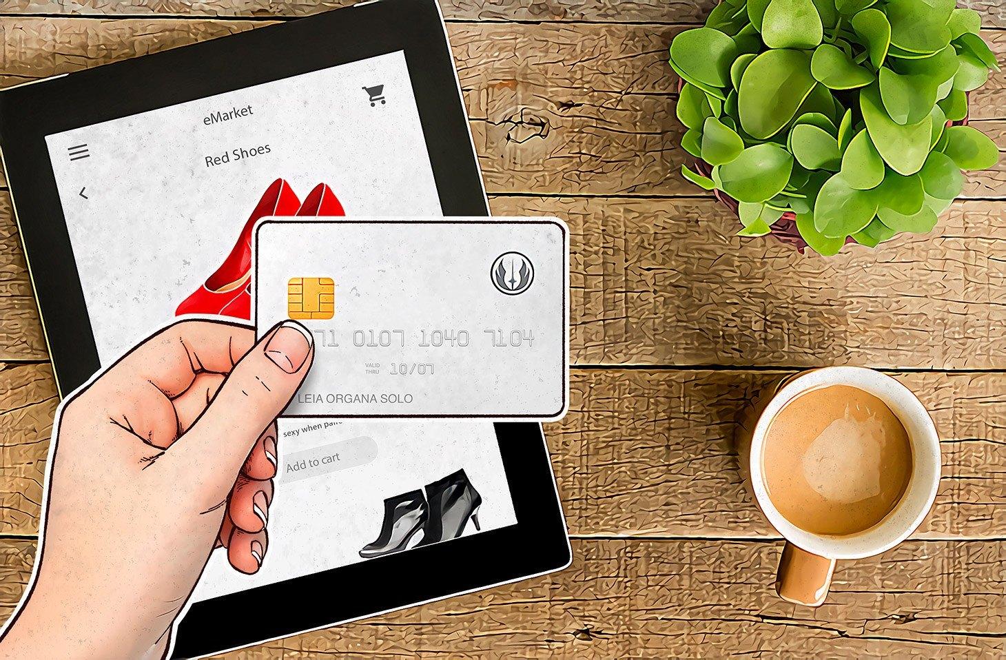 Shopping online: compromessi i dati bancari di un terzo delle persone che hanno fatto acquisti