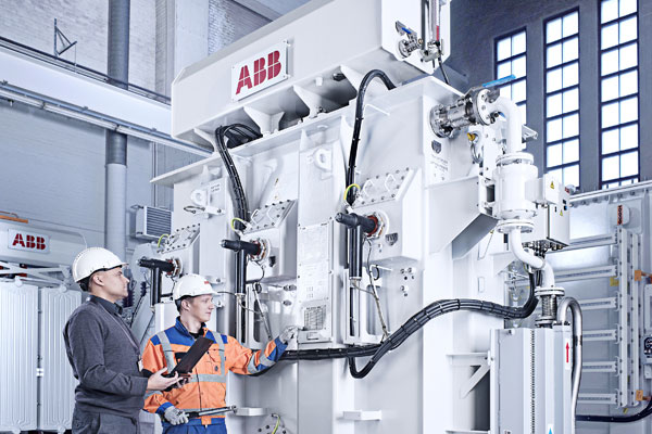 ABB vende Power Grid a Hitachi