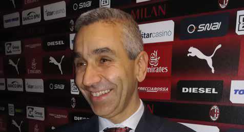 La rinascita del Milan passa anche dall'IT